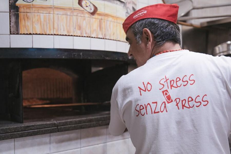Pizzeria Michele Sorrentino